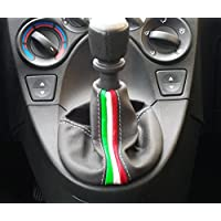 Cuffia cambio Fiat Panda dal 2003 al 2012 vera pelle