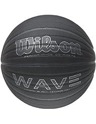 Wilson Wave Ballon de basketball en fibre de carbone Noir