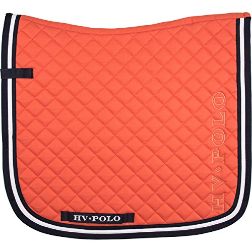 HV Polo Schabracke Geri  - Orange - Gr. Dressur Full
