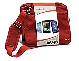 Navitech Rot Laptop / Notebook / Ultrabook Case /...