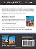 Front cover for the book Moon Spotlight Albuquerque by Zora O'Neill
