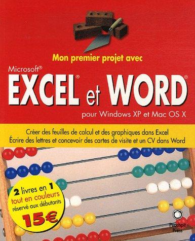 Excel et Word
