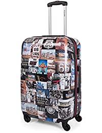 ROUTE 66 - R60060 TROLLEY MEDIANO 65CM