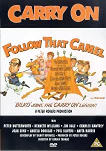 Carry On Follow That Camel [DVD]