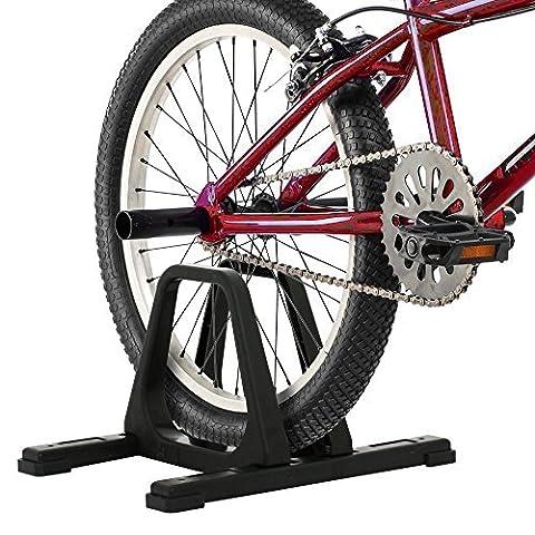 Rad Fahrrad Ständer tragbar Boden Rack Fahrrad Park für kleinere