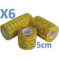 6 Paare Medizinische Kompressionsstr/ümpfe f/ür Herren und Damen 8-15 mmHg Thrombosestr/ümpfe Kompression Kniestr/ümpfe Black9-11
