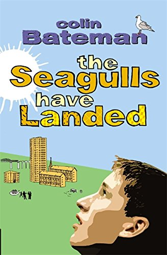 The seagulls have landed