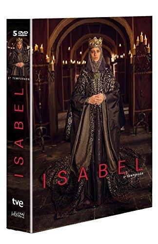 Isabel 3 Temporada BOX 3 Dvd's(European Import - Region 2 - Pal...