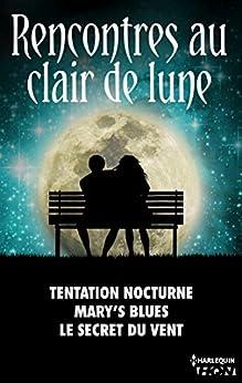 Rencontres au clair de lune (HQN) par [Parisot, Maëlle, Cleden, Marie-Anne, de Coster, Mélanie]