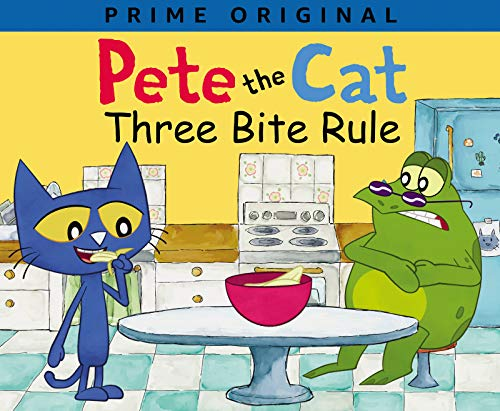 Pete the Cat: Three Bite Rule (English Edition) - Prime-tv-shows Amazon Für Kinder