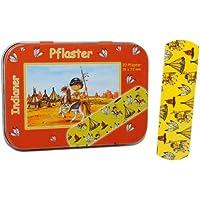 Unbekannt 20 Kinderpflaster mit Indianer Motiv in Einer Metall Box Pferde für Kinder Pflaster Pferde Jungen preisvergleich bei billige-tabletten.eu