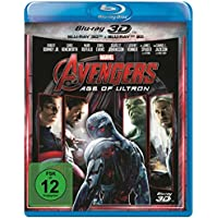 Avengers - Age of Ultron 3D + 2D