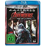 Avengers - Age of Ultron 3D + 2D [3D Blu-ray]