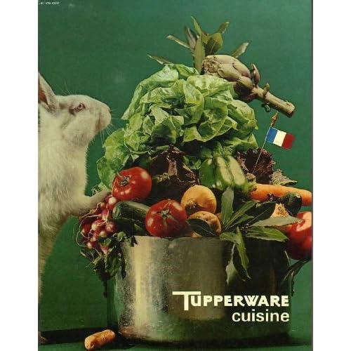Tupperware cuisine
