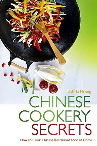Chinese Cookery Secrets