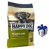 Happy Dog 12,5 kg Supreme Sensible Neuseeland Lamm & Reis Hundefutter + Geschenk
