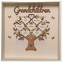 Gold Personalisierte Enkelkinder