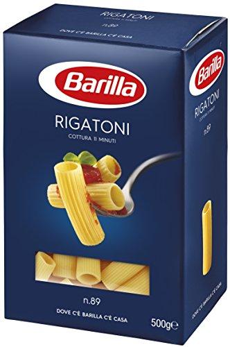 Barilla Nudeln ,,Rigatoni' n. 89, 500g
