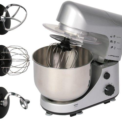 Jago Robot da cucina sbattitore elettrico 600 W con tantissimi accessori