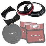 "WonderPana FreeArc-Kit filtro rotante, 16,76 cm (6,6"") staffe Filtro & Cap F/Tamron SP 15-30 mm F/2,8, lenti Di USD VC"