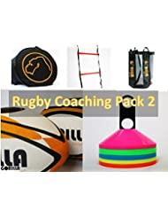Rugby entrenamiento Pack 2