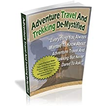 Adventure Travel and Trekking (English Edition)
