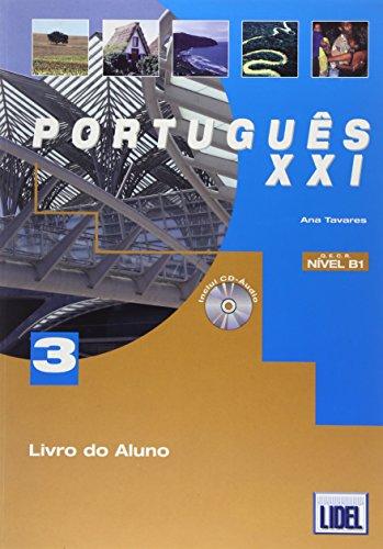 PORTUGUES XXI 3 LIBRO +CD SGEVAR4SED