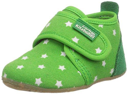 Living Kitzbühel Babyklettschuh Stern, Chaussures premiers pas pour bébé (garçon)