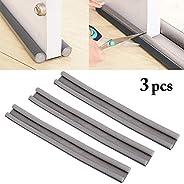 Aniwon Door Draft Stopper Multipurpose Weather Stripping Noise Stopper Door Blocker