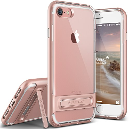funda-iphone-7-vrs-design-crystal-bumperoro-rosa-transparente-caseshock-absorcion-coverkickstand-par