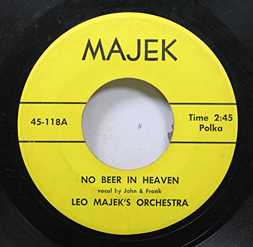 leo-majeks-orchestra-45-rpm-no-beer-in-heaven-at-the-brook-u-studandky-sedela