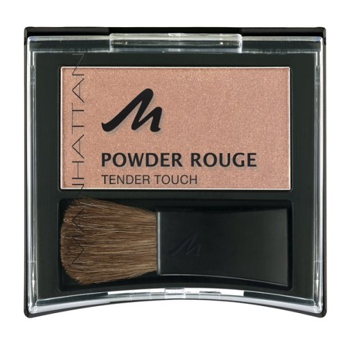 Manhattan Powder Rouge 11, apricot, 3er Pack