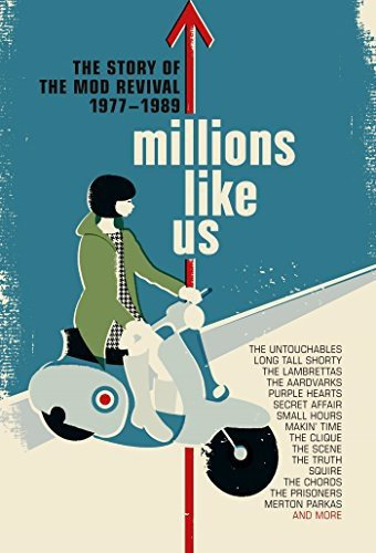 Millions Like Us-the Story of Mod Revival/4cd Box -