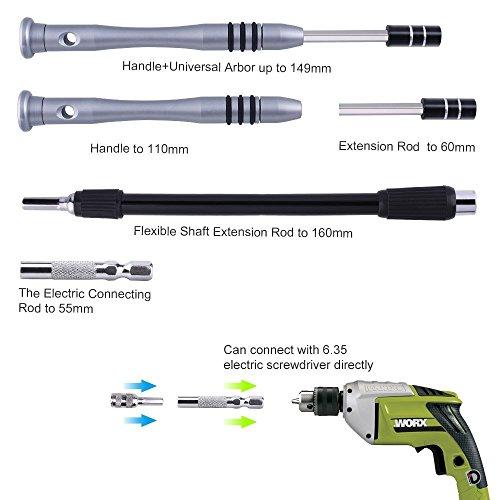 Set Destornilladores de precisión. Kit De Reparación