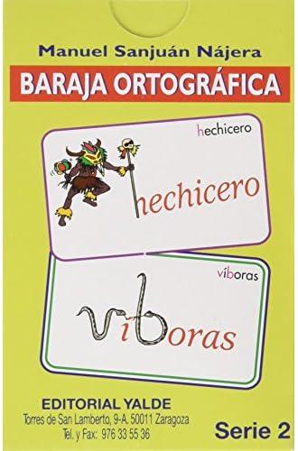 Baraja ortografica 2