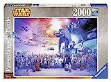 Ravensburger 16701 Star Wars Universum Puzzle, 2000-teilig