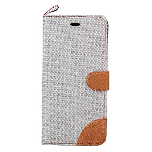 Phone case & Hülle Für IPhone 6 Plus / 6S Plus, Eisskulpturen TPU Schutzhülle mit Griff ( Color : Magenta ) Grey