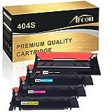Arcon Kompatibel Toner Cartridge Replacement für Samsung CLT-P404C CLT K404S CLT-K404S CLT-C404S CLT-M404S CLT-Y404S für Samsung Xpress SL C480FW SL C480W SL C430W SL C430 SL C480FN SL C480 Toner