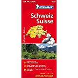 Schweiz (Michelin Nationalkarte)