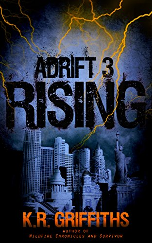 Adrift 3 Rising Series English Edition Van Griffiths