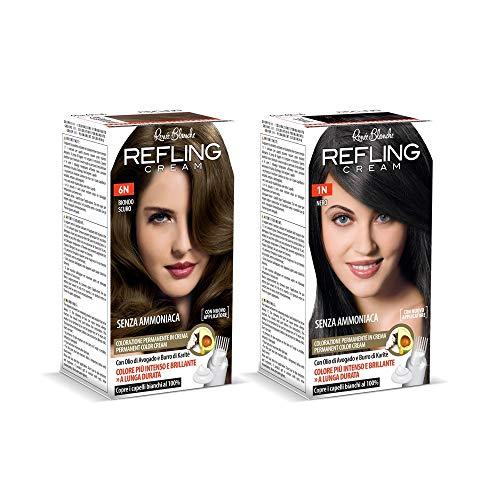 Zoom IMG-2 refling cream color senza ammoniaca