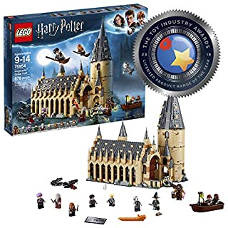 LEGO 75954 Harry Potter Hogwarts Great Hall Toy, Wizzarding World Fan Gift, Building Sets for Kids (B0792RDN2V) | Amazon Products