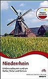 Niederrhein.: Erlebnisradtouren rund um Kultur, Natur und Genuss