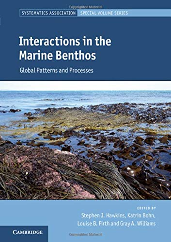 Interactions in the Marine Benthos (Systematics Association Special Volume Series, Band 87)