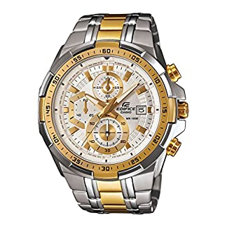Casio Edifice Chronograph Multi-Colour Dial Men's Watch – EFR-539SG-7AVUDF (EX189)