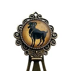 Idea Regalo - Zodiac Aries Segnalibro