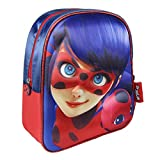 Lady Bug Miraculous CD-21-2097 2018 Mochila Escolar, 40 cm