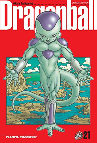 Descargar Libro Dragon Ball nº 21/34 (DRAGON BALL ULTIMATE) de Akira Toriyama