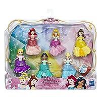 Disney Princess E5094EU4 DPR Small Doll Multipack, Multicolour