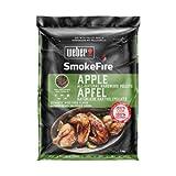 Weber SmokeFire 100% natürliche Holzpellets Apfelholz
